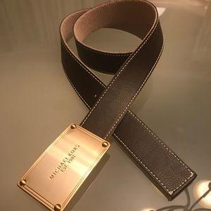Men's  Michael Kors belt